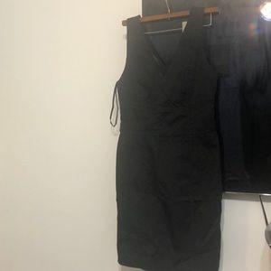 Black dress (midi)